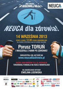 Plakat akcji (materiały organizatora)
